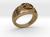 Ai(Love) ring Jp18 US9 3d printed