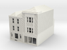 RHS-7-8 N Scale Rye High Street building 1:148 3d printed