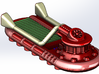 Flat Bed Hover Truck 3d printed