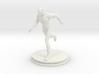 The Flash Statue 10 Cm 3d printed