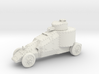 Benz-Mgebrov Armoured Car (15mm) 3d printed