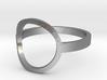 Circle Ring Size 6 3d printed