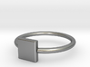 Square Ring Size 6 3d printed