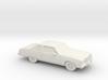 1/87 1977 Pontiac Bonneville Landau Coupe 3d printed