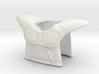 Custom Saiyan Armor (Torso) DBZ Inspired Lego 3d printed