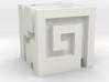 Nuva Cube 3d printed