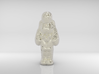 S.A.D. Astronaut _ The Loneliest Man On The MOON 3d printed Front, nickel electroplating