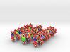RockEdu Science Saturday DNA Model Set 3d printed