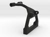 TLR 22 3.0 Flexible Waterfall Brace 3d printed