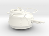 1:16scale TYPE97 tank Main gun Turret Ver1.1 3d printed
