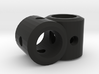 CLUNK Right Angle Dowel Joint 3d printed