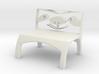 Sloth Chair 3d printed