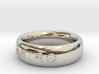 Astro-Ring US Size 10 UK Size T ½  3d printed