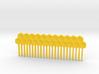 Comb Comb 1 3d printed