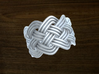 Turk's Head Knot Ring 5 Part X 10 Bight - Size 7 3d printed