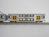 N.05A - A Set Waratah Trailer Combo - Part A 3d printed One carriage shown - Set includes 4x carriages