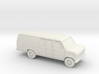 1/87 1975-91 Ford E-Series Delivery Van Extendet 3d printed