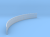 YT1300 REBELL 1/72 SNAPTITEMAX ENGINE GRILLE 3d printed