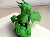Rudolf the dragon 3d printed