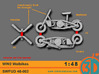 WW2 Welbikes 1/48 scale SWFUD-48-002 3d printed