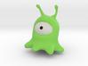 """Brain Slug 3"""" 3d printed"""