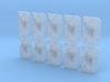 10x Minotaurs - Marine Boarding Shields w/Hand 3d printed