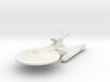 Pratchett Class   New Axanar Ship  3d printed