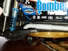 BOMBER RC4WD KING 120mm FAUX BY-PASS SLEEVE DRIVER 3d printed