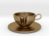 Cuppa Kooky Pendant 3d printed