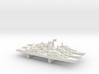 Tourville-class frigate x 3, 1/3000 3d printed