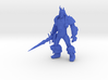 Lich King  3d printed