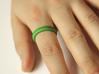 Ring CS01-ellipse 3d printed