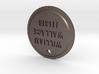 TLOU Pendant - William Wallace-111316 3d printed