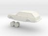 1/24 1980-1983 toyota corolla wagon 3d printed
