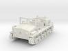 PV114 Type 98 Ro-Ke Artillery Tractor (1/48) 3d printed