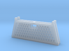 Pickup Truck Cab Guard Grid Style 2pack 1/87 HO Sc 3d printed