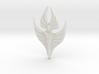 Fire Angel Pendant 02 - 60mm 3d printed
