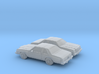 1/160 2X 1977-78 Buick LeSabre Coupe 3d printed