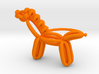 Balloon Horse Ring size 2 3d printed
