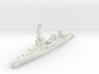 Pensacola class cruiser 1/1800 3d printed