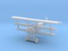 1/200 Fokker Dr.I 3d printed