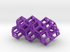 Space filling rhombic dodecahedra 3d printed