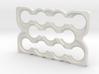 Quarters & Dimes Card (for Sliminal) 3d printed