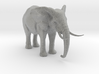 African Alpha Elephant 3d printed