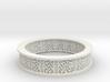 RING5-Circle 001 3d printed