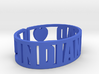 Indian Head Cuff 3d printed