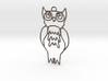 Big Owl 3d printed