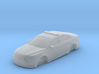 1:200 2012-2016 Ford Taurus Police Interceptor 3d printed