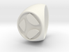 Custom Signet Ring 26 3d printed