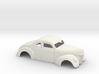 1/12 1940 Ford Coupe 3 Inch Chop 3d printed